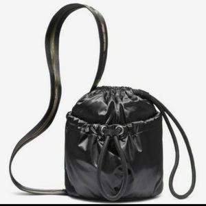 Nike Thea Top Load Backpack Black Camo